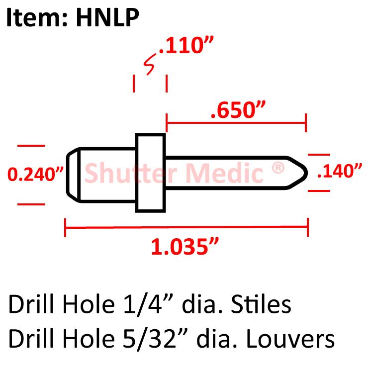 Image Result For Plantation Shutter Hinge Pins