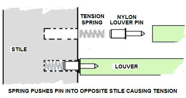 Tension Srping Assembly