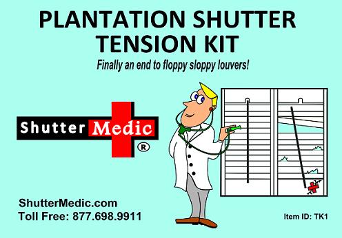 Shutter Tension Kit