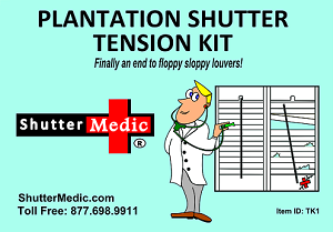 Shutter Tension Kit