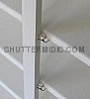 Shutter Staples (Stainless Steel)